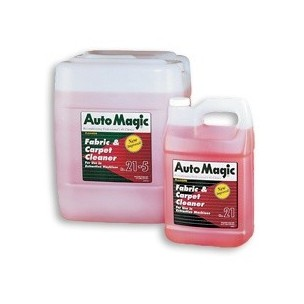 Auto Magic Чистящее средство Fabric and Carpet Cleaner (3,785 л)