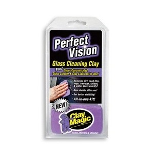 Набор для стекол Perfect Vision Glass Cleaning Clay