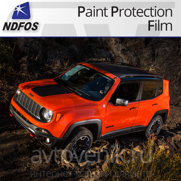 NDFOS Paint Protection Film. Фото �6